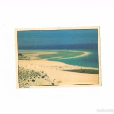 Postales: POSTAL ANTIGUA FUERTEVENTURA CANARIAS SIN CIRCULAR JANDIA. Lote 58665982