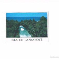 Postales: POSTAL ANTIGUA LANZAROTE CANARIAS SIN CIRCULAR LOS HERVIDEROS. Lote 58666133