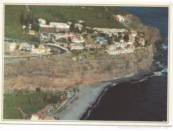 LA GOMERA. HOTEL JARDIN TECINA. CLUB LAUREL. PLAYA SANTIAGO. CIRCULADA (Postales - España - Canarias Moderna (desde 1940))