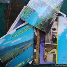 Postales: LOTE DE 30 POSTALES ANTIGUAS DE CANARIAS / TENERIFE. Lote 60508303