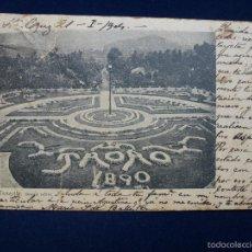 Postales: POSTAL. TENERIFE. GRAN HOTEL TAORO 1890.. Lote 61026267