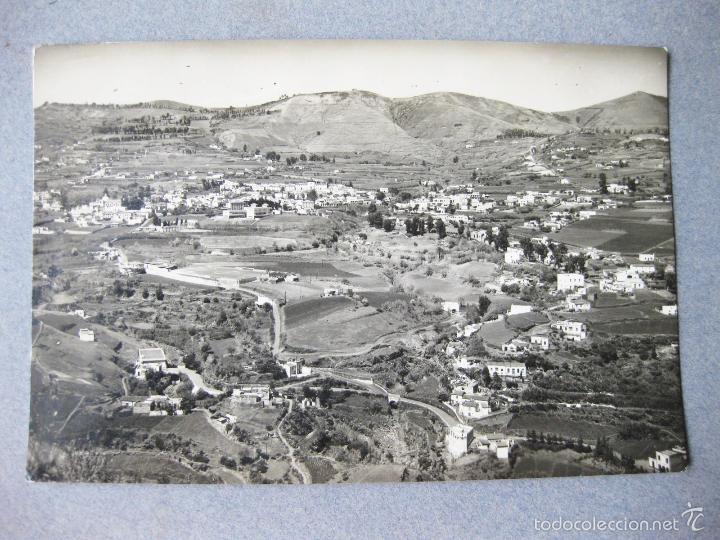 POSTAL FOTOGRAFICA CON UNA VISTA PANORAMICA DE TEROR. LAS PALMAS DE GRAN CANARIA. EDIONES ARRIBAS (Postales - España - Canarias Moderna (desde 1940))
