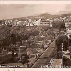 Postales: ANTIGUA POSTAL SANTA CRUZ DE TENERIFE RAMBLA GRAL FRANCO BAENA ESCRITA 1952. Lote 61359167