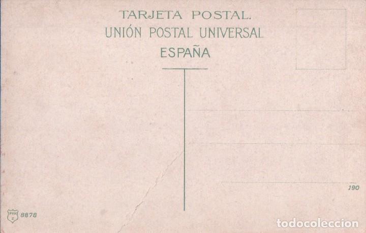 Postales: POSTAL LAS PALMAS.- PLANTACION DE BANANAS. J. PERESTRELLO Nº16 - Foto 2 - 61378255