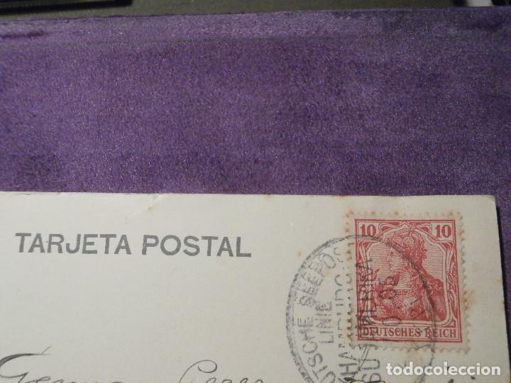 Postales: POSTAL - ESPAÑA - Islas Canarias - Santa Cruz de Tenerife - Sin editor - Escrita en 1905 - - Foto 5 - 61443179
