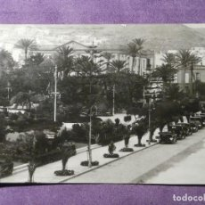 Postales: POSTAL - ESPAÑA - GRAN CANARIA - SIN EDITOR - MATRICULAS DE TAXIS GC - ESCRITA EN 1936 -. Lote 61444007