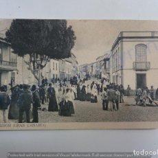 Postales: POSTAL ANTIGUA. TEROR GRAN CANARIA. Lote 61814788