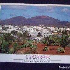 Postales: ISLAS CANARIAS-LANZAROTE-V1-UGA. Lote 62071984