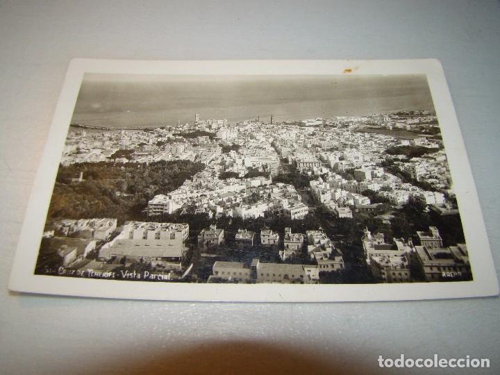 VISTA PARCIAL SANTA CRUZ DE TENERIFE - BAENA - SIN CIRCULAR (Postales - España - Canarias Moderna (desde 1940))