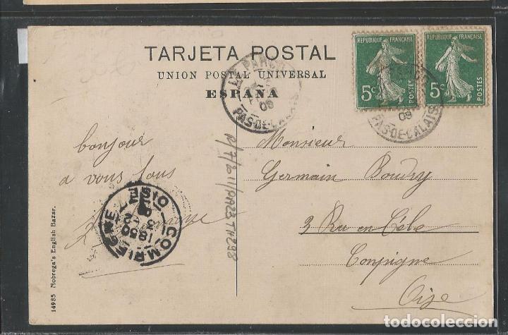Postales: TENERIFE - LLEGADA DE S.M. ALFONSO XIII - VER REVERSO - (44.818) - Foto 2 - 62984248