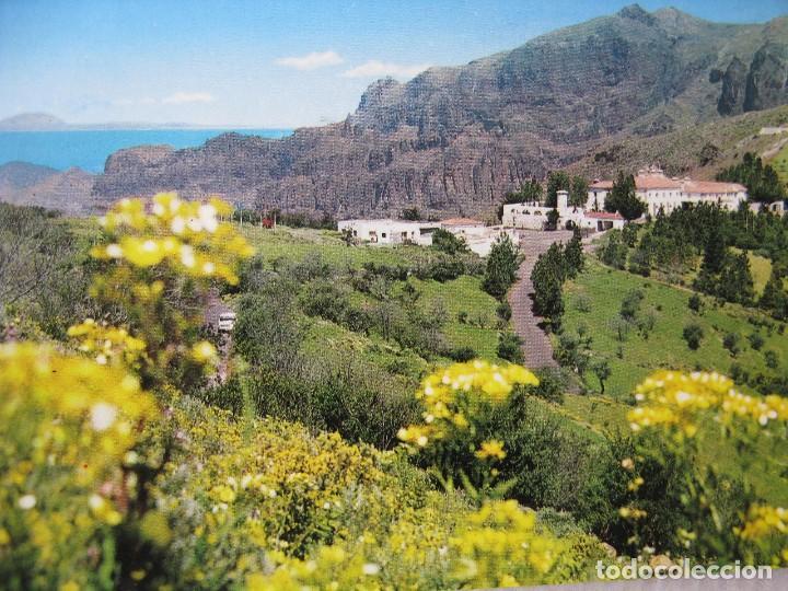 PARADOR DE LA CRUZ DE TEJEDA. GRAN CANARIA.C-87. SIN CIRCULAR (Postales - España - Canarias Moderna (desde 1940))