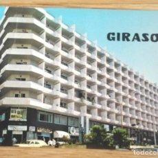 Postales: PUERTO DE LA CRUZ - HOTEL GIRASOL. Lote 63725303