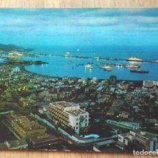 Postales: LAS PALMAS DE GRAN CANARIA VISTA PARCIAL. Lote 64752191