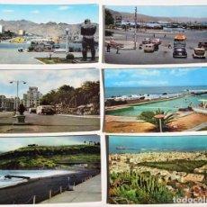 Postales: LOTE DE 14 POSTALES ANTIGUAS DE TENERIFE, AÑOS 50. Lote 65988146
