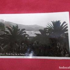 Postales: ANTIGUA POSTAL. UN RINCON SANTA CRUZ DE LA PALMA. CANARIAS. CIRCULADA. Lote 67196393