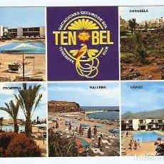 Postales: TENERIFE.- LAS GALLETAS. TEN-BEL HOTELPARK. Lote 67621125