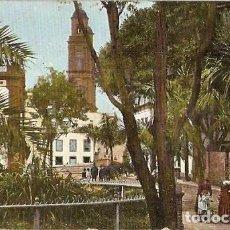 Postales: LAS PALMAS.- PLAZA DE CARRASCO. Lote 67685377