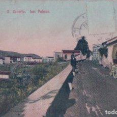 Postales: POSTAL SANTA BRIGIDA, GRAN CANARIA. CIRCULADA SIN SELLO. Lote 67906757