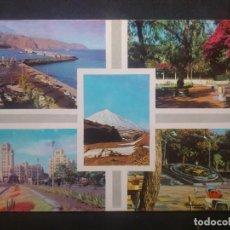 Postales: POSTAL MOTIVOS DE TENERIFE, CIRCULADA AÑO 1965. Lote 68597561