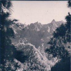 Cartoline: POSTAL FOTOGRAFICA ISLA DE SAN MIGUEL DE LA PALMA. CALDERA DE TABURRIENTE. CIRCULADA . BETHEN COURT. Lote 68858913
