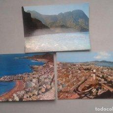 Postales: LOTE DE 3 POSTALES DE GRAN CANARIA.. Lote 69366401