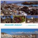 Postales: LOTE 11 POSTALES ISLAS CANARIAS,TENERIFE,FUERTEVENTURA,HIERRO,LA GOMERA,LA PALMA,LANZAROTE. S/CIRC,. Lote 71829831