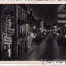 Postales: LAS PALMAS DE GRAN CANARIA. 155 CALLE TRIANA DE NOCHE. ED ARRIBAS. SIN CIRCULAR.. Lote 72215875