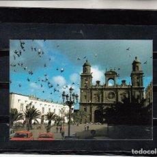 Postales: LAS PALMAS DE GRAN CANARIA. CATEDRAL. Lote 73958339
