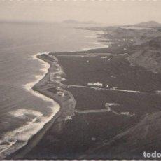 Postales: LAS PALMAS DE GRAN CANARIA - VISTA PANORAMICA DESDE LA CUESTA DE SIL. Lote 75170891