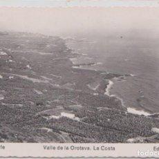 Postales: TENERIFE - VALLE DE LA OROTAVA - LA COSTA. Lote 75271827
