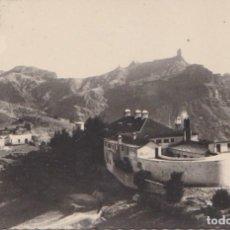 Cartes Postales: TEJEDA (GRAN CANARIA) - PARADOR Y ROQUE NUBLO. Lote 75829211