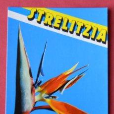 Postales: FLOR DE STRELITZIA - TENERIFE - EUROAFRICANA DE CANARIAS. Lote 76180739