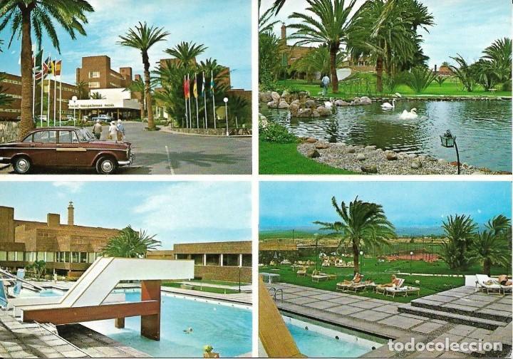 Las Palmas De Gran Canaria Hotel Maspalomas Oa Kaufen Postkarten