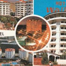 Postales: Nº 30594 POSTAL GRAN CANARIA HOTEL WAIKIKI PLAYA DEL INGLES. Lote 77321037
