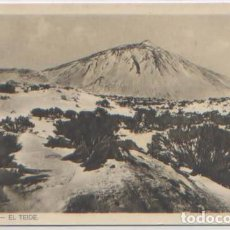 Postales: POSTAL TENERIFE EL TEIDE CANARIAS . Lote 77390353