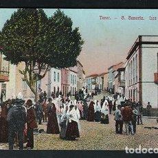 Postales: ANTIGUA POSTAL TEROR-GRAN CANARIA.LAS PALMAS. Lote 78414473