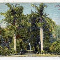 Postales: JARDÍN BOTÁNICO EN OROTAVA. FRANQUEADA EL 28 DE ENERO DE 1910.. Lote 81013944