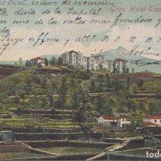 Postales: OROTAVA - TENERIFE (CANARIAS) - GRAN HOTEL TAURO. Lote 82989460
