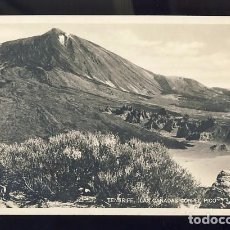 Postales: POSTAL DE TENERIFE: LAS CAÑADAS CON EL PICO. Lote 83096160