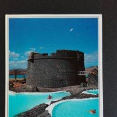 Postales: CASTILLO FUERTEVENTURA. Lote 83301259