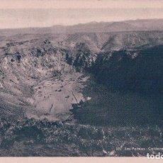 Postales: POSTAL LAS PALMAS - CALDERA DE BANDAMA - 105 BAZAR ALEMAN - CANARIAS. Lote 83731144