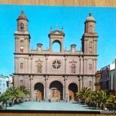 Postales: LAS PALMAS DE GRAN CANARIA - CATEDRAL. Lote 85707676