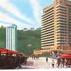 Postales: TENERIFE PUERTO DE LA CRUZ AVENIDA COLON Y HOTELES. EDICIONES GASTEIZ / BEASCOA. CIRCULADA. Lote 86040020