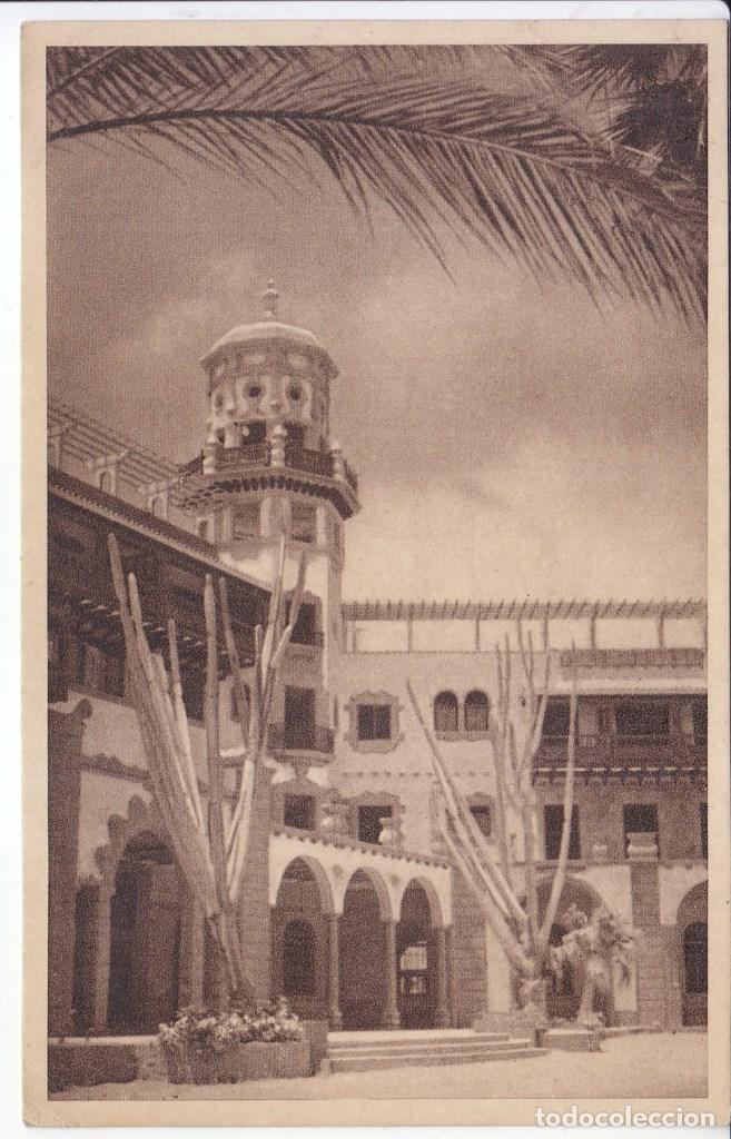 POSTAL. HOTEL SANTA CATALINA. LAS PALMAS DE GRAN CANARIA. HUSA. CANARIAS (Postales - España - Canarias Moderna (desde 1940))