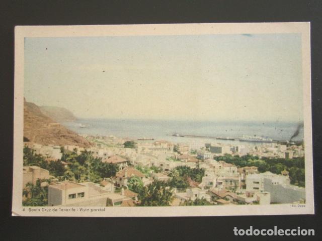 POSTAL SANTA CRUZ DE TENERIFE. VISTA PARCIAL. (Postales - España - Canarias Moderna (desde 1940))