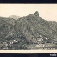 Postales: POSTAL DE TEJEDA (GRAN CANARIA): ROQUE BENTAYGA. Lote 89468620