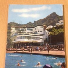 Postales: POSTAL HOTEL NAUTILIUS BAJAMAR TENERIFE CANARIAS. Lote 90664100