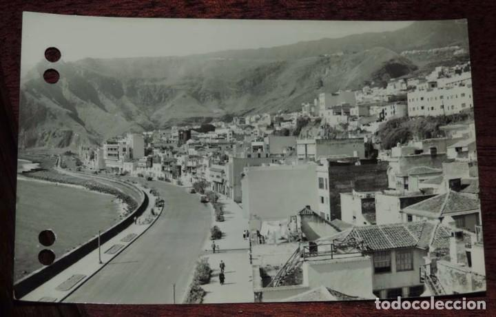 FOTON. POSTAL DE SANTA CRUZ DE LA PALMA, AVENIDA MARITIMA, ED. ARRIBAS, NO CIRCULADA, ESCRITA, TIENE (Postales - España - Canarias Antigua (hasta 1939))