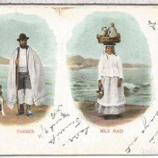 Postales: CANARIAS TENERIFE ESCRITA 1911. Lote 91550115