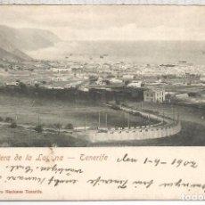 Postales: CANARIAS TENERIFE DORSO SIN DIVIDIR ESCRITA 1902. Lote 91550180
